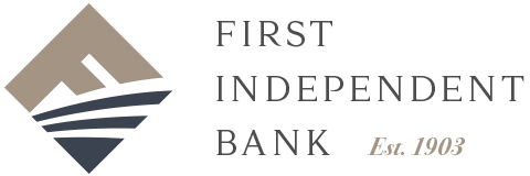 First Independent Bank -